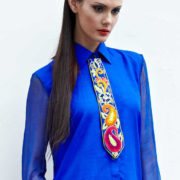 Flora-Tie on Model